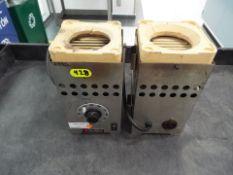 Koehler K42000 electric grilles