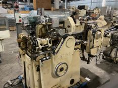 Latini model C Lollipop Former with 4-side Seal Wrapper - Candy knife - 11-station rotary press