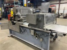 """American Machine and Design 34"""" Co-Extruder with Guillotine Cutter - 34"""" wide Co-Extrusion head -"""