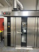 Empire Double Rack Oven (new 2019) - Model LFR(2G) 66X92 - Natural Gas Fired -