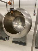 """Acme Coppersmithing 36"""" Stainless Steel Coating Pan"""