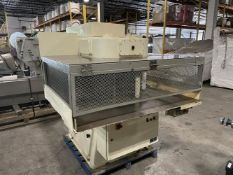 Ruffinatti model TZ40 Candy Puller - Up to 70 kg batches - Hydraulic pump - 3 phase, 50 cycle, 380