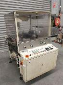 """Chocotec S60 600mm Enrober - 600 mm (24"""") wide enrober - Jacketed chocolate Pump, flow pan, blower -"""