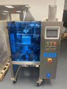 Sheyhang model KL-420 Vertical Form, Fill and Seal Machine - Sold without filler - Width: 80 to