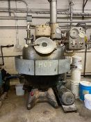 Otto Hansel model HWR-V Soft Candy Vacuum Cooker - Stainless steel, steam jacketed and agitated