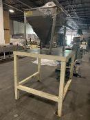 Automatic Industrial Machines (AIM) Flex Screw Conveyor - Carbon steel flexible screw - 13' long x