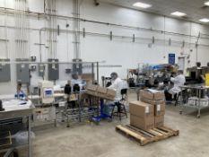 Safeline Mettler Toledo Metal Detector - Rigging $1,000 (includes skidding & loading)