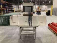 Anritsu model KD7447DW Ser# 4600275059 X-ray unit built new in 2018 with a 50kg capacity and 35m/min
