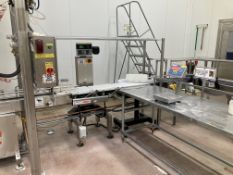 Mettler Toledo Check Weigher with conveyor - Rigging $1,000 (includes skidding & loading)