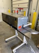 "Band Rite Model 6000-4220-000 Bag Sealer - Serial number 2330-EB - 0.75"" wide sealing band - Heat"