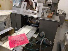 Doboy Model SK Mustang IV Shrink Film Flow Wrapper - Applied shrink film to cartons - Built new in
