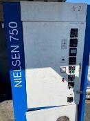 Nielsen AEN-750 Tempering Unit - Model AEN-750 - Serial # 990925-1 built new in 1999 - Output