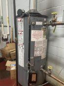 Rheem 76 Gallon gas fired Hot Water heater built 2007.