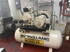 Ingersoll-Rand Air Compressor with Intellisys controls