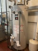 Bradford White Hot Water Heater, 98 gallon, gas fired. New 2013.