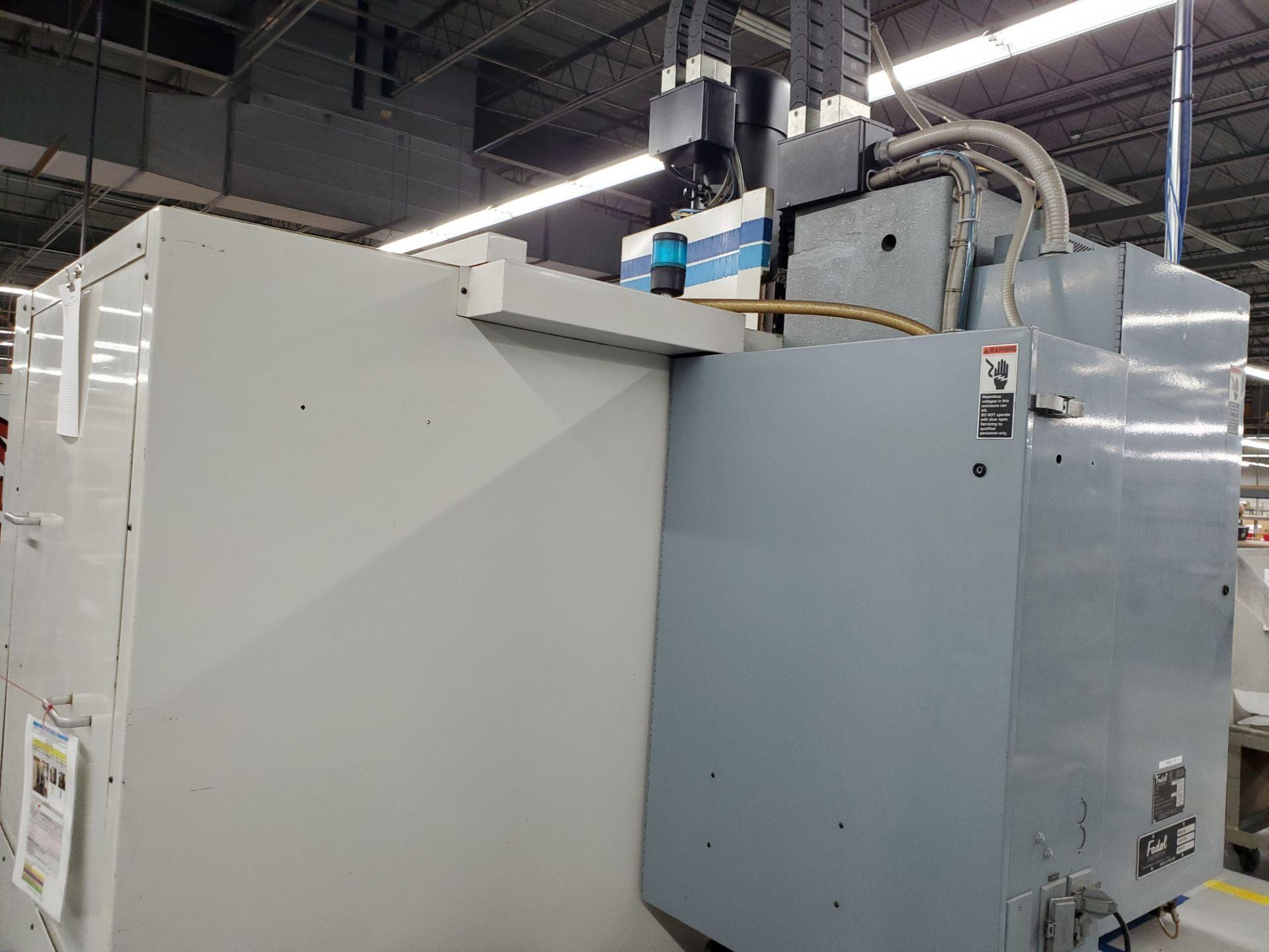 Fadal CNC Vertical Machining Center Model 4020 - Image 12 of 18