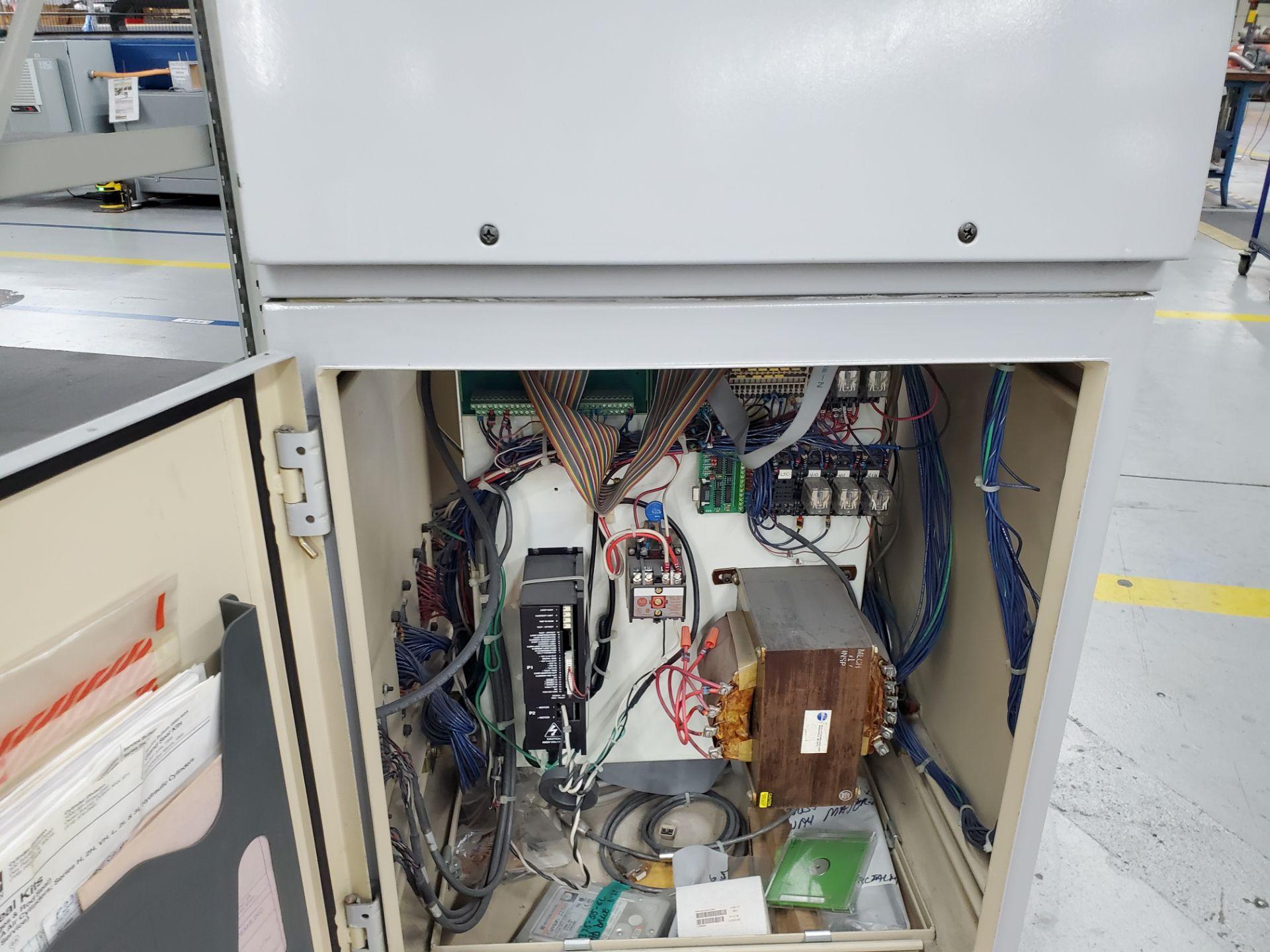 CNC Model VB75-GP Eaton Leonard Tube Bender, S/N VB75-55-GL - Image 9 of 17