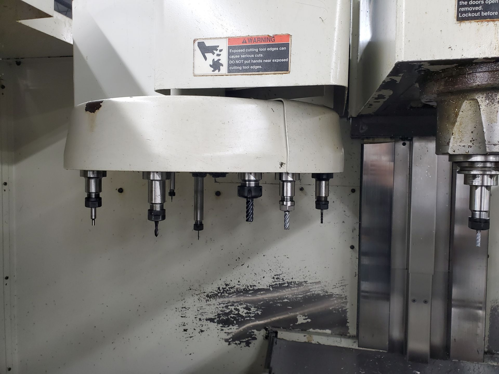 Fadal CNC Vertical Machining Center Model 4020 - Image 14 of 18