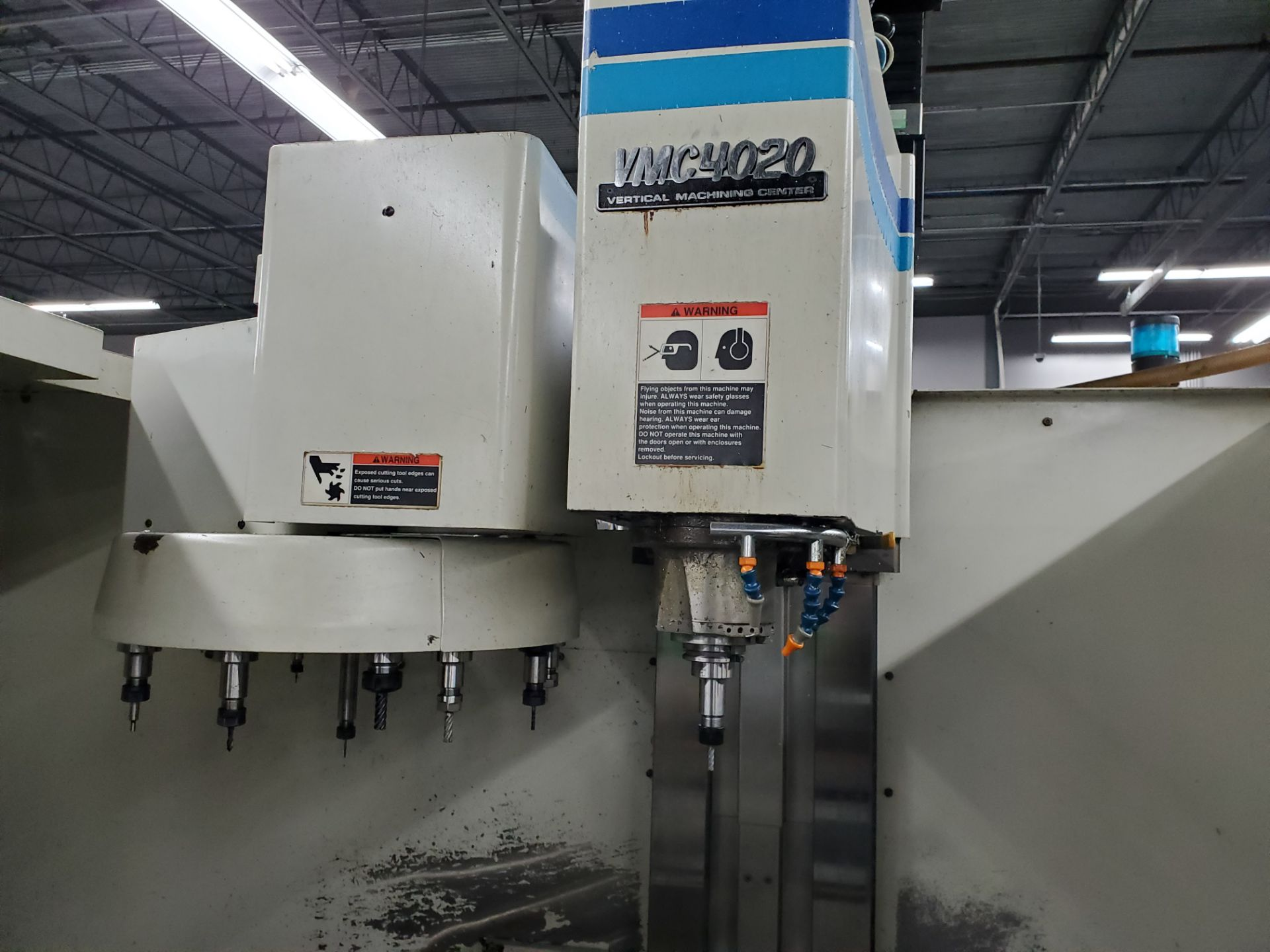 Fadal CNC Vertical Machining Center Model 4020 - Image 6 of 18