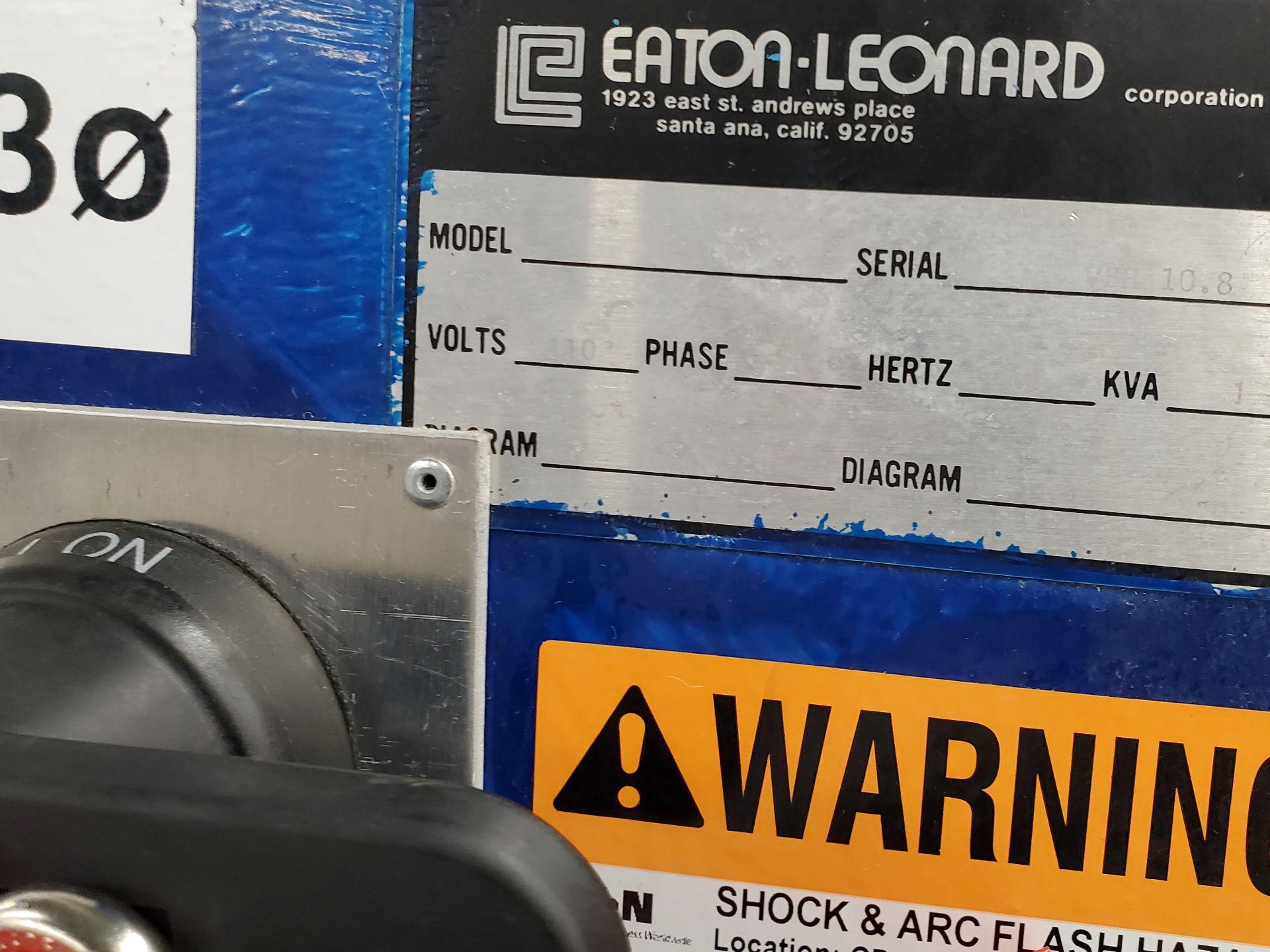 """Model H100 Eaton Leonard Tube Bender 1"""" Cap, S/N VBH 10.8 - Image 2 of 14"""