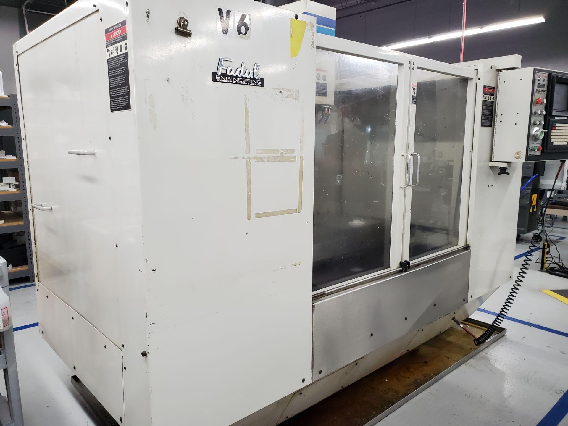 Fadal CNC Vertical Machining Center Model 4020 - Image 10 of 18