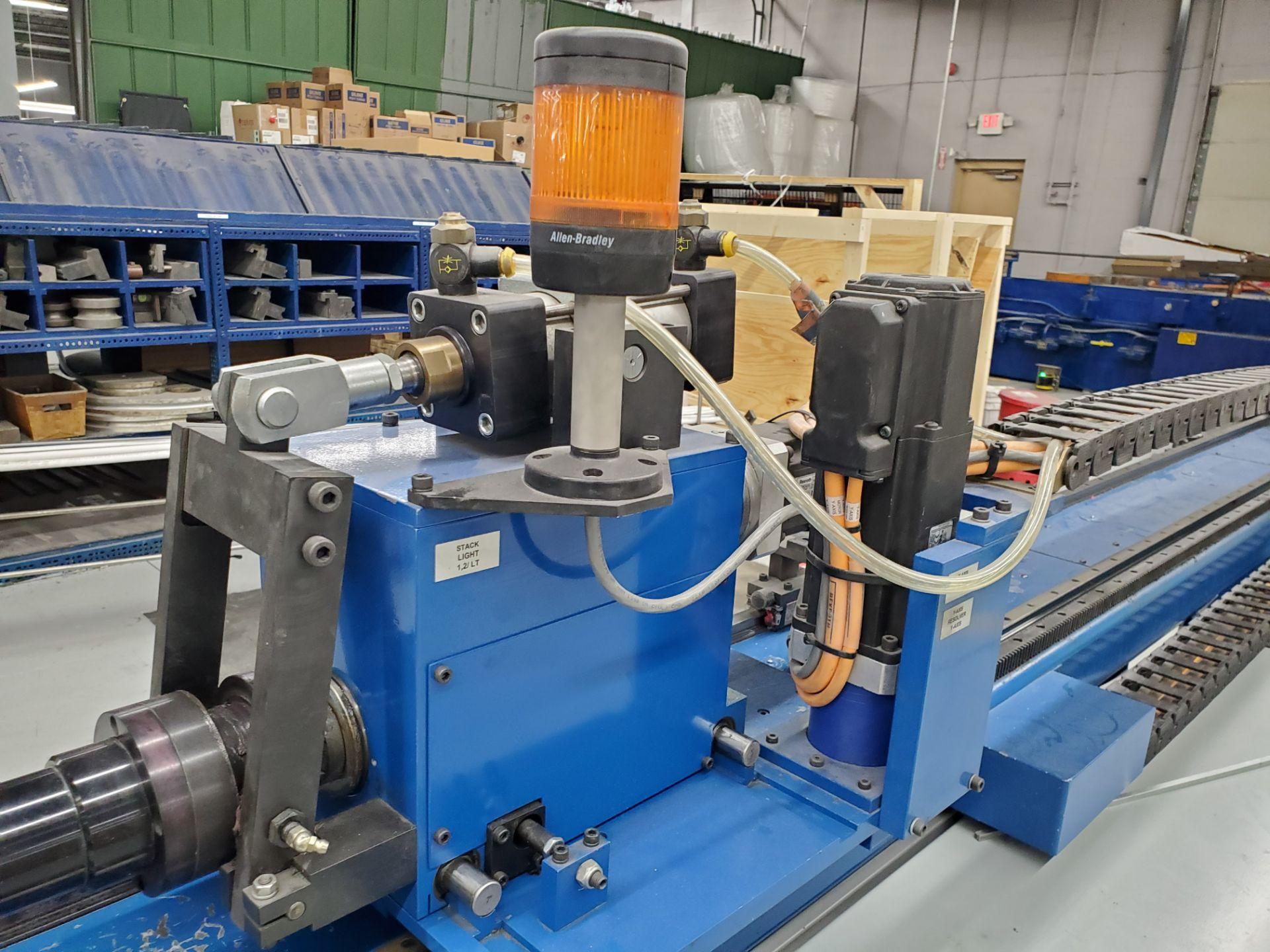 CNC Eaton Leonard Tube Bender Model VBCE25, S/N 25RH 8606761PC12/08, New 2008 - Image 8 of 18