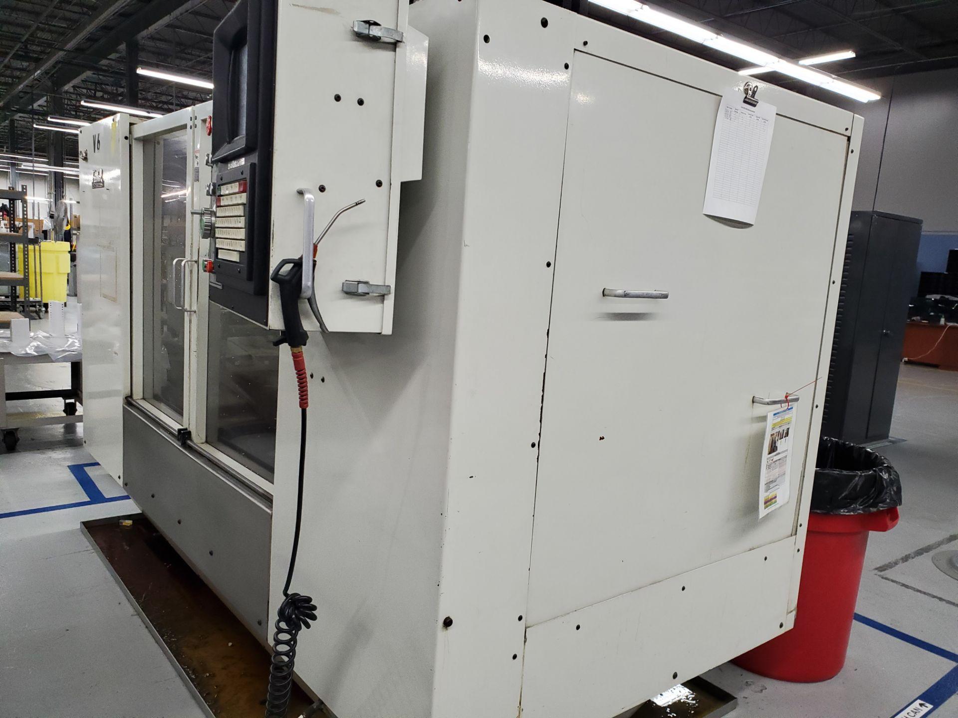 Fadal CNC Vertical Machining Center Model 4020 - Image 11 of 18