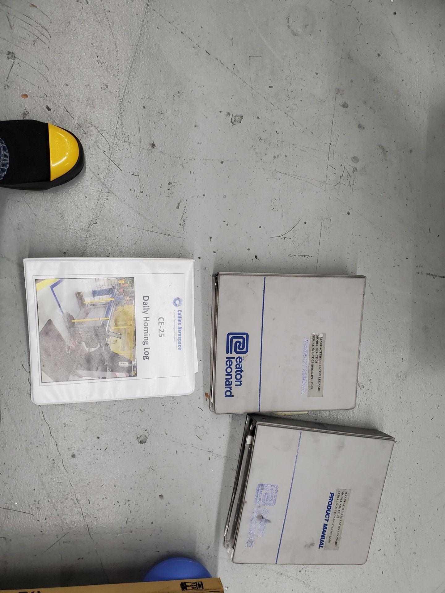 CNC Eaton Leonard Tube Bender Model VBCE25, S/N 25RH 8606761PC12/08, New 2008 - Image 18 of 18