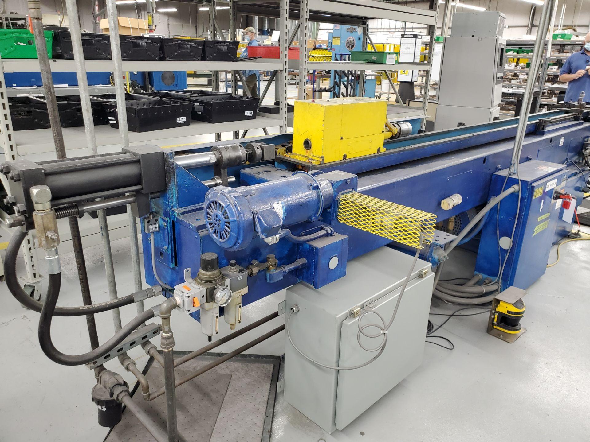 CNC Model VB75-GP Eaton Leonard Tube Bender, S/N VB75-55-GL - Image 11 of 17