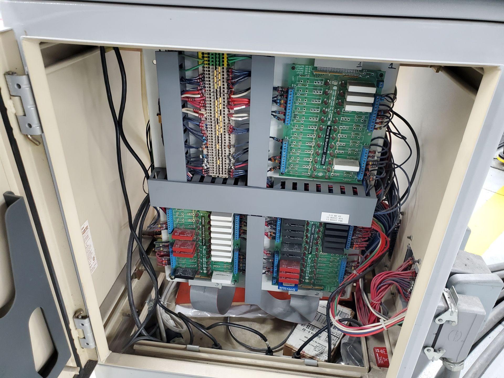 CNC Model VB75 Eaton Leonard Tube Bender , S/N VB75-56-GR - Image 11 of 12