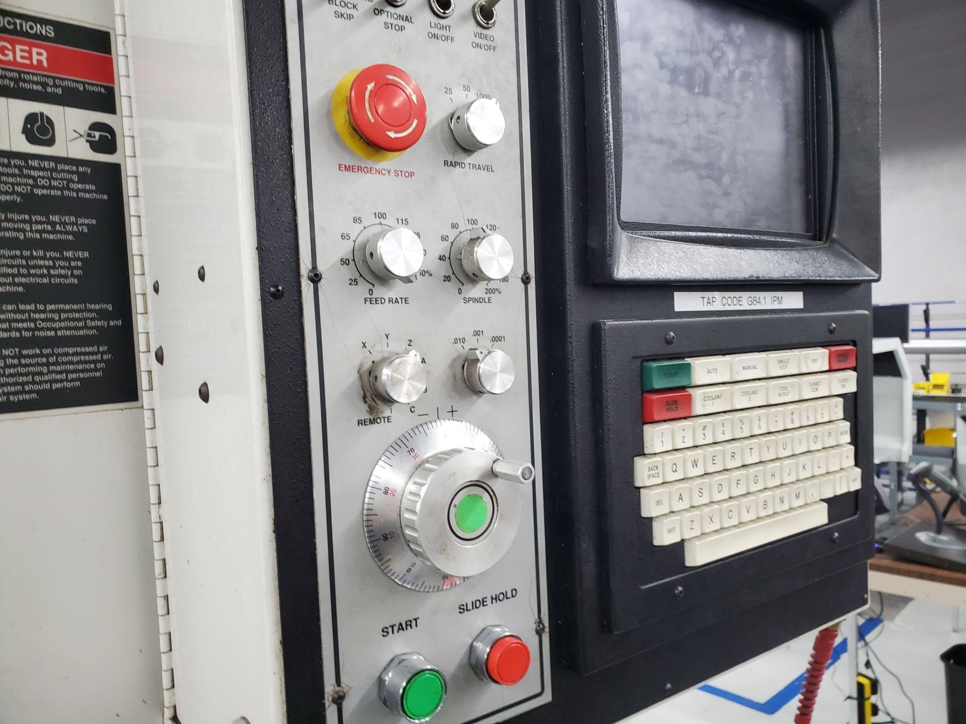 Fadal CNC Vertical Machining Center Model 4020 - Image 16 of 18