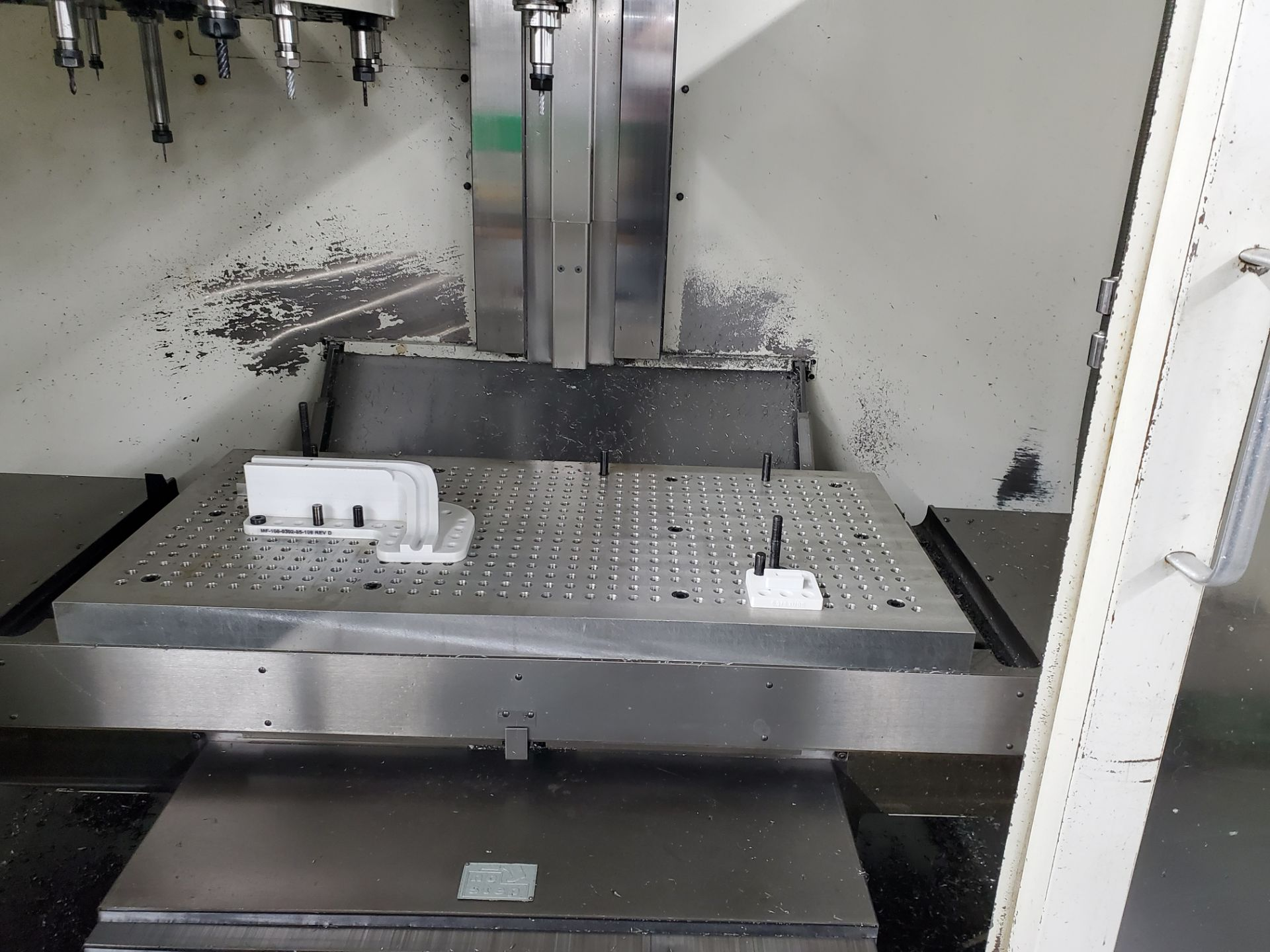 Fadal CNC Vertical Machining Center Model 4020 - Image 13 of 18