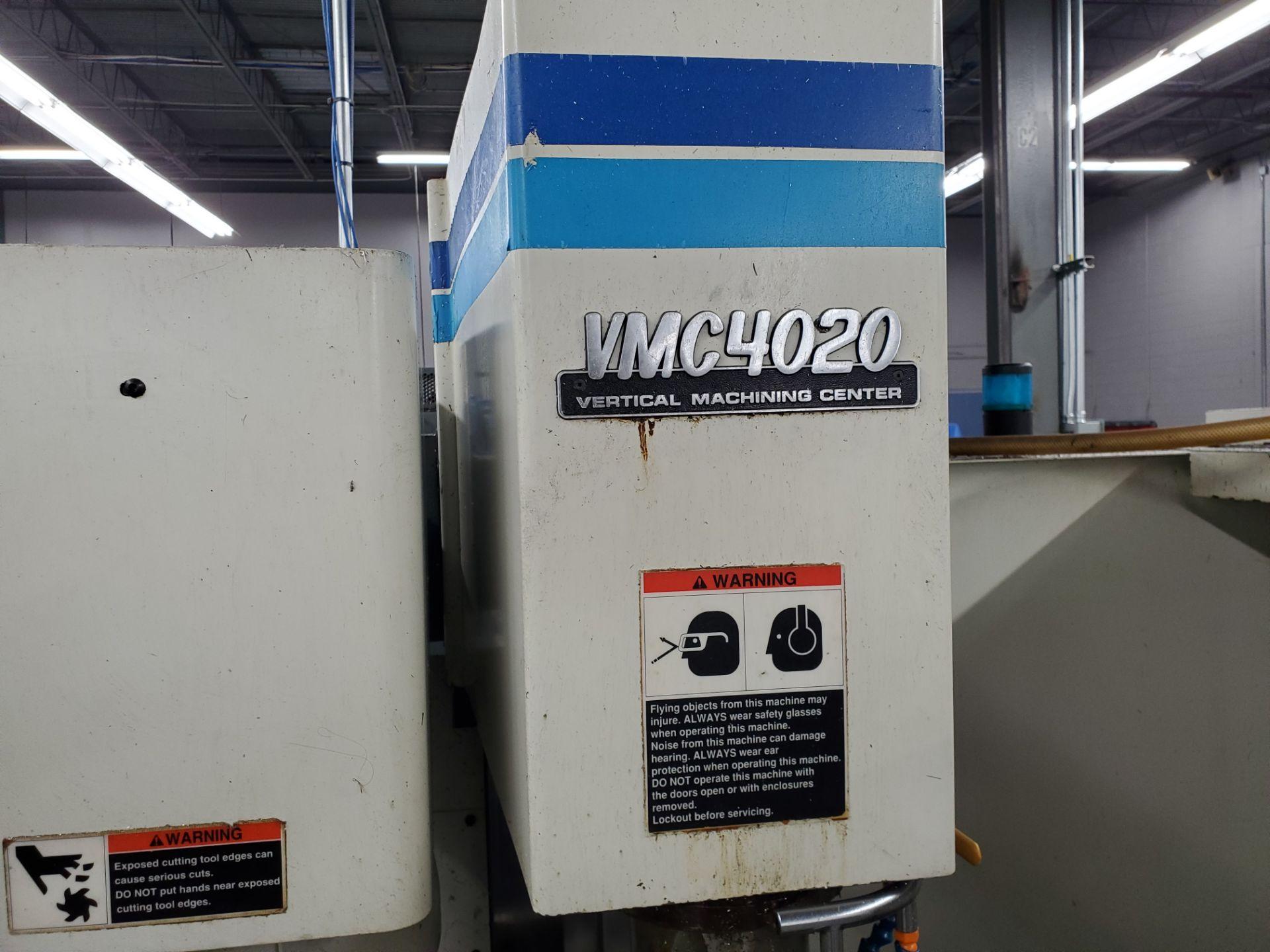 Fadal CNC Vertical Machining Center Model 4020 - Image 9 of 18