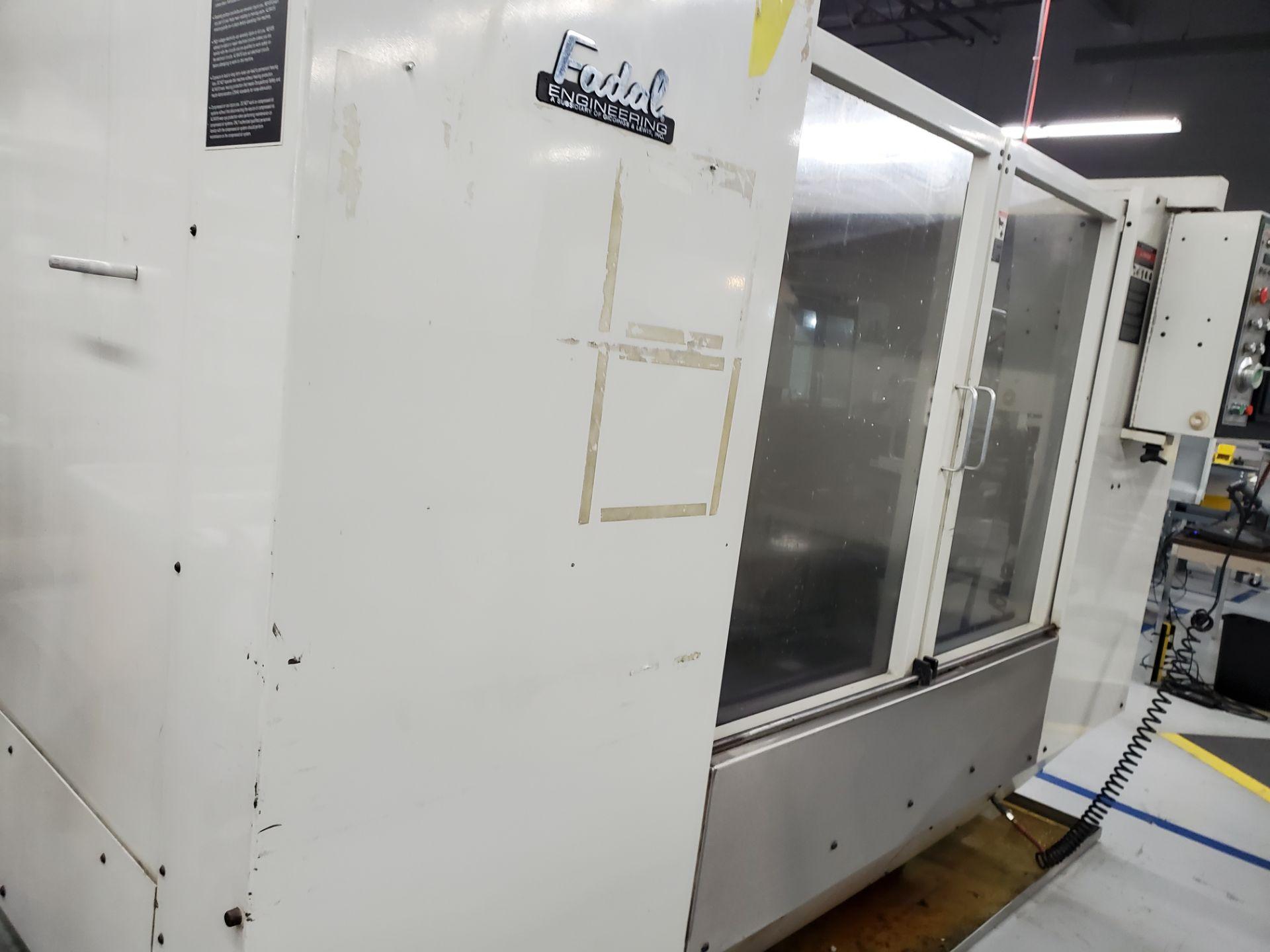 Fadal CNC Vertical Machining Center Model 4020 - Image 8 of 18