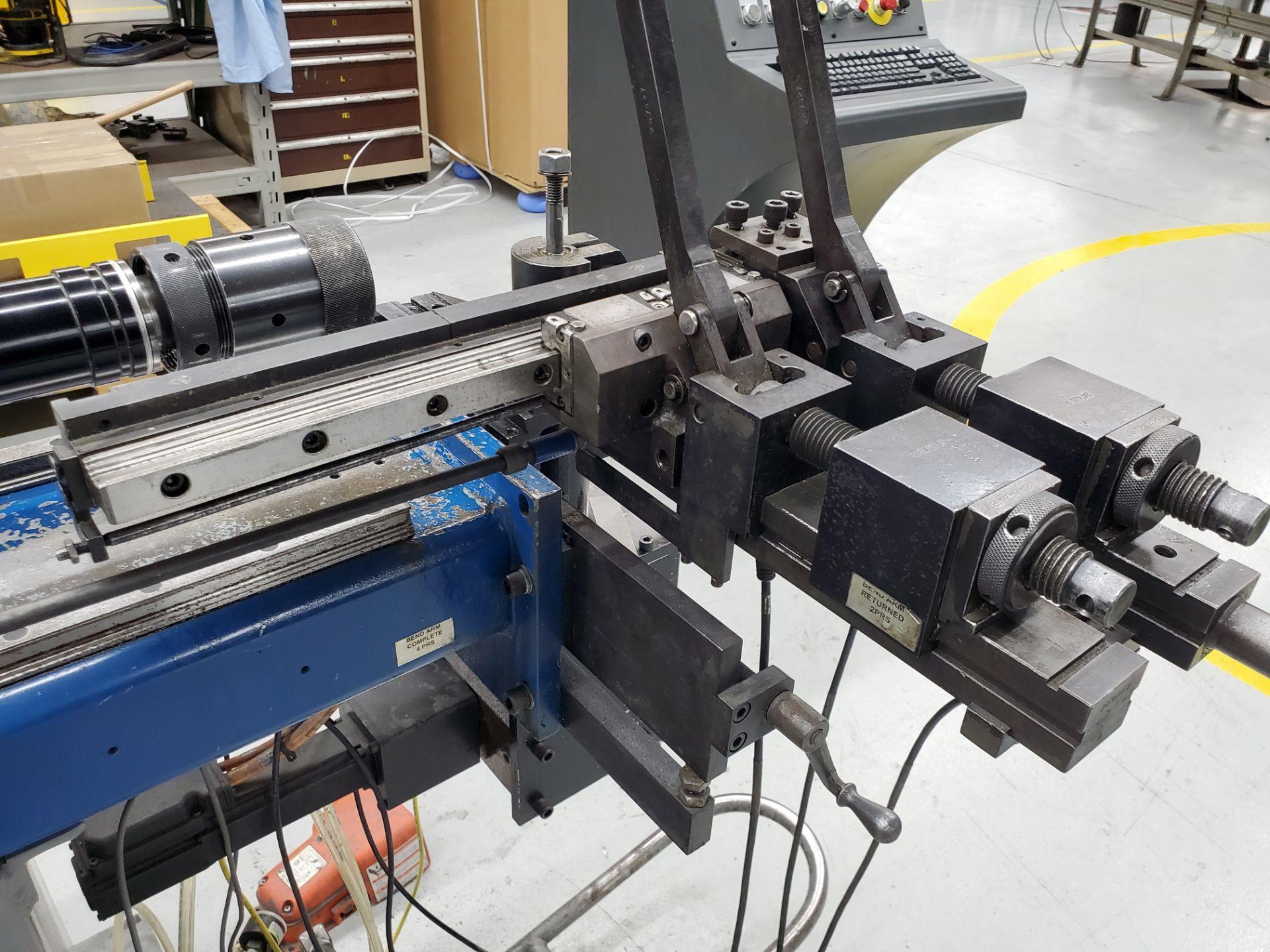 CNC Eaton Leonard Tube Bender Model VBCE25, S/N 25RH 8606761PC12/08, New 2008 - Image 14 of 18