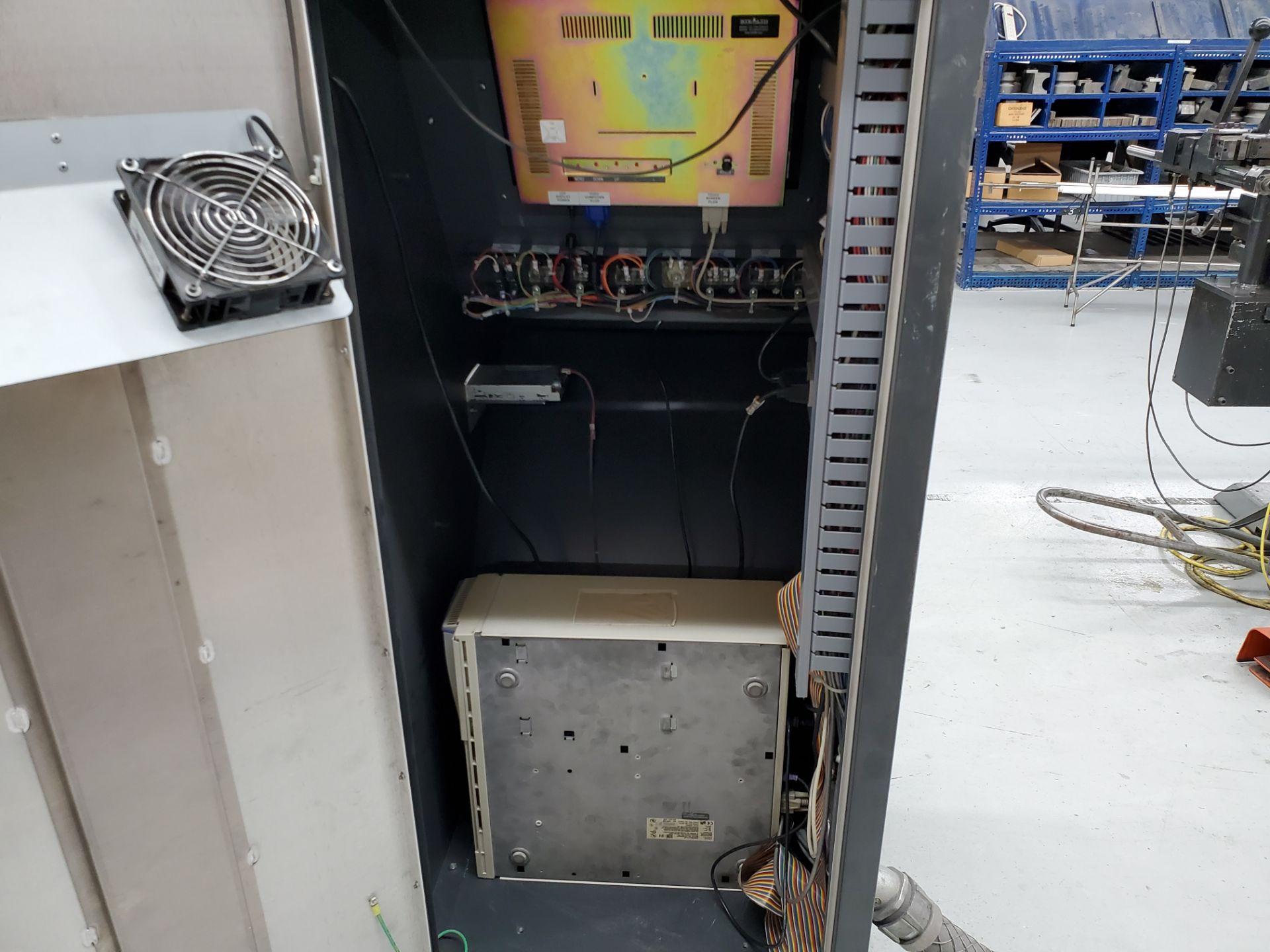 CNC Eaton Leonard Tube Bender Model VBCE25, S/N 25RH 8606761PC12/08, New 2008 - Image 17 of 18