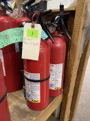 ASST FIRE EXTINGUISHERS