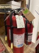 ASST FIRE EXTINGUISHERS