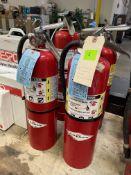 KARGER FIRE EXTINGUISHERS