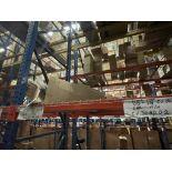 (2 SHLVS) ASST FRONT BUMPERS CHROME CV1500