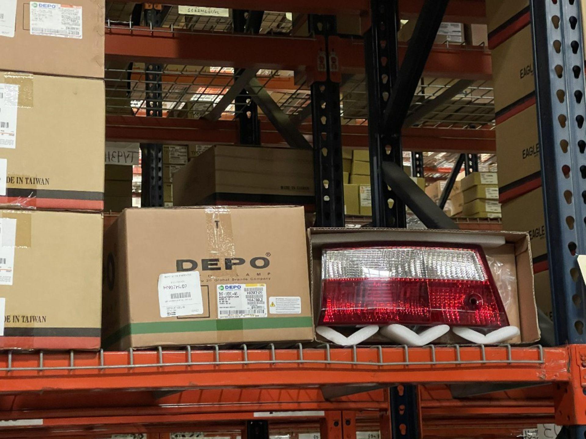 ASST DEPO EAGLE AUTO LAMPS ACCORD CRV 35X - Image 3 of 3