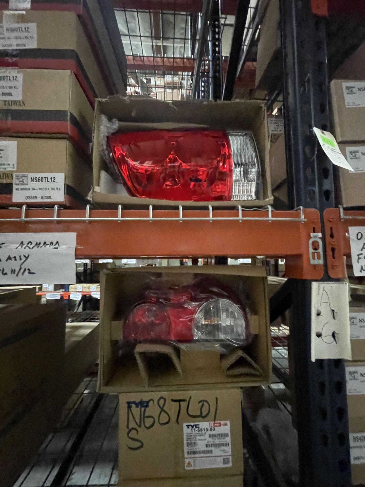 ASST EAGLE TYC AUTO LAMPS PATHFINDER ARMADA 46X - Image 3 of 3