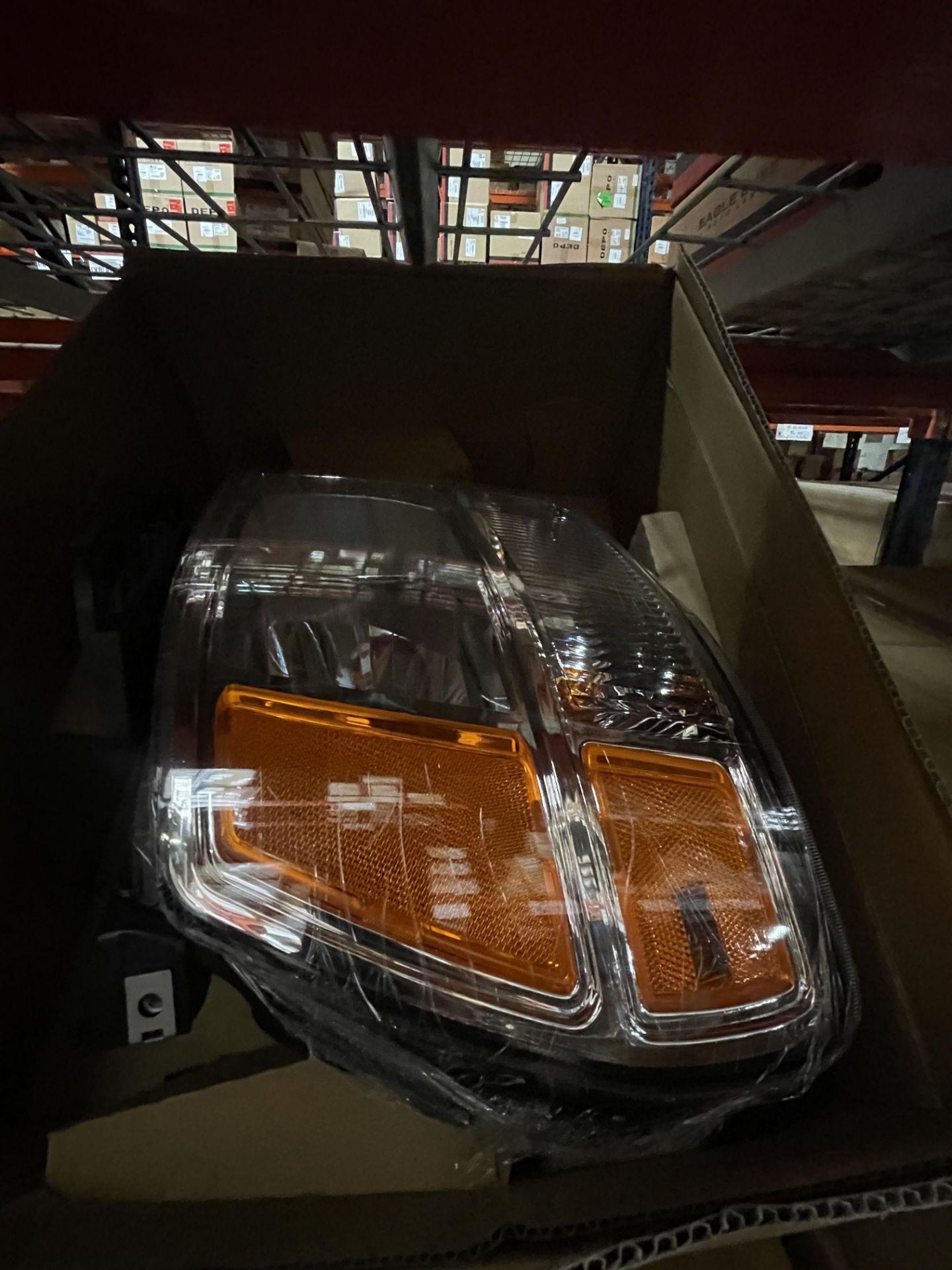 ASST EAGLE TYC AUTO LAMPS PATHFINDER ARMADA 46X - Image 2 of 3