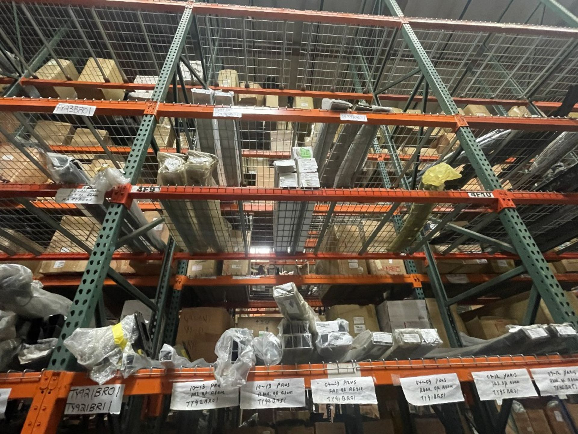(TOP 3 SECTIONS) ASST REBARS COROLLA, TRIBUTS & + - Image 2 of 4
