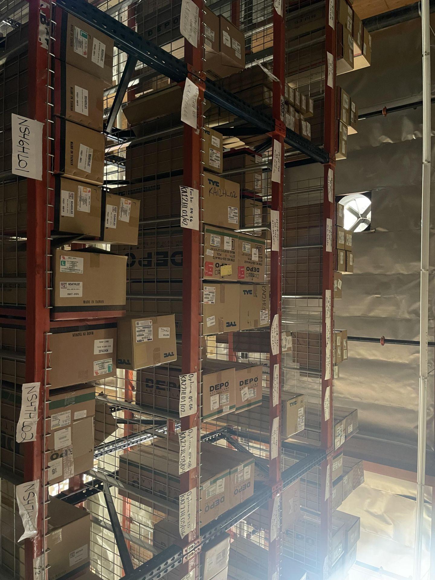 (TOP) ASST DEPO EAGLE TYC AUTO LAMPS FORTE OPTIMA