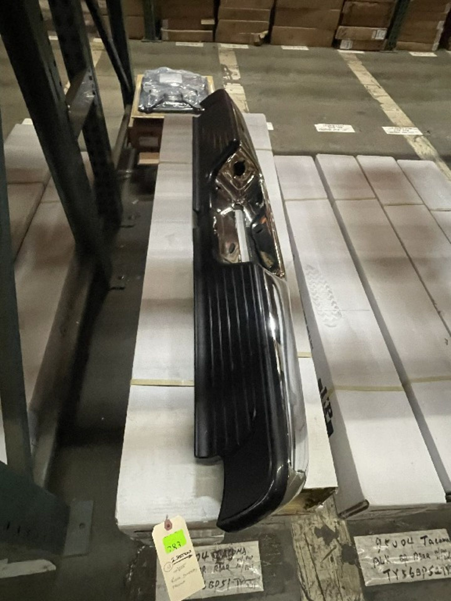(2 SECTIONS) ASST REAR BUMPERS TACOMA - Image 2 of 3