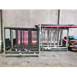 STACKING MATERIAL RACK