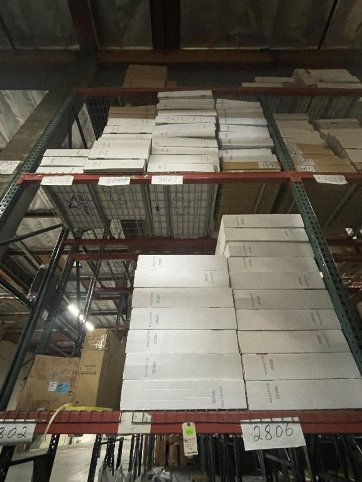 (ALL) ASST RADIATORS DPI-2806, 3001, 3002 & + - Image 2 of 2