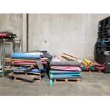 RUBBER MATERIAL 5 PALLETS