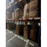 (2 SECTIONS) ASST BUMPER COVERS IMPALA, MALIBU & +